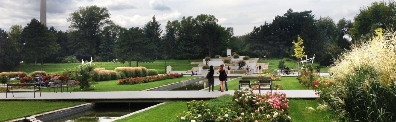 Rosarium Donaupark