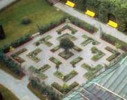 Castle garden Amras