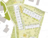 Saalachstraße / Rottweg - Plan