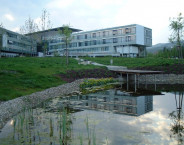 State Hospital Hartberg